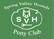 Spring Valley Hounds Pony Club